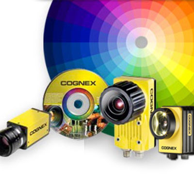 Color vision tools from Cognex