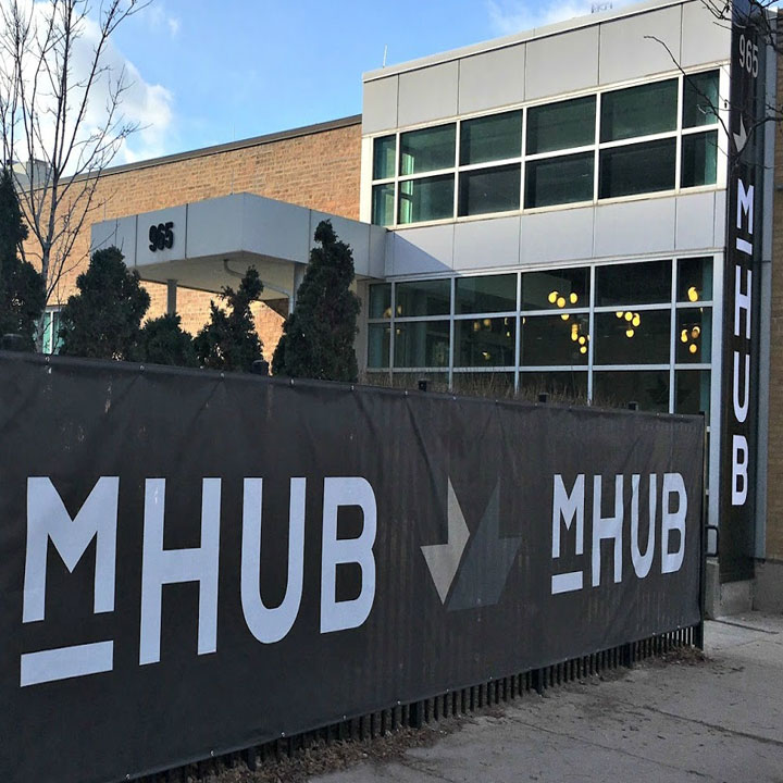 Universal Robots Demo and Open House at mHUB in Chicago May 2 from 5-7pm