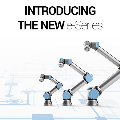 The New e-Series Cobot from Universal Robots