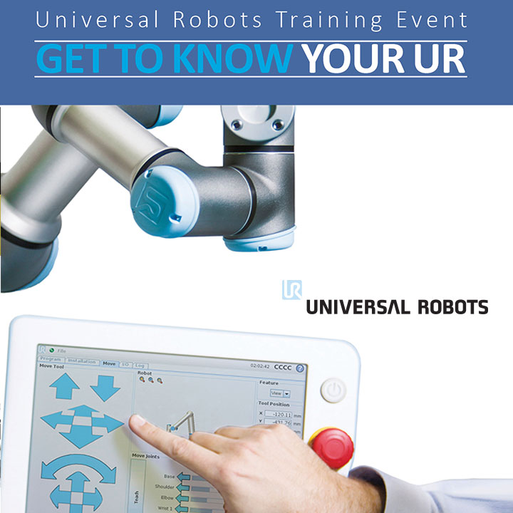 Universal Robots Training - Get To Know Your UR