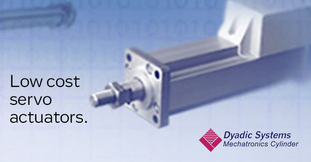 DyadicLow cost electric linear actuators, feeders and ionizers.