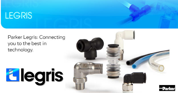 LegrisFittings, flow controls & check valves.