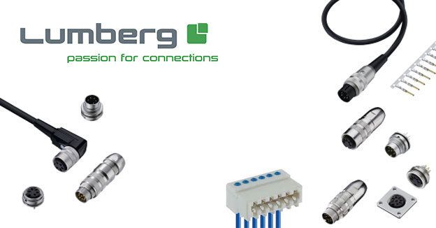 LumbergDistribution boxes, cordsets, connectors and sensors.