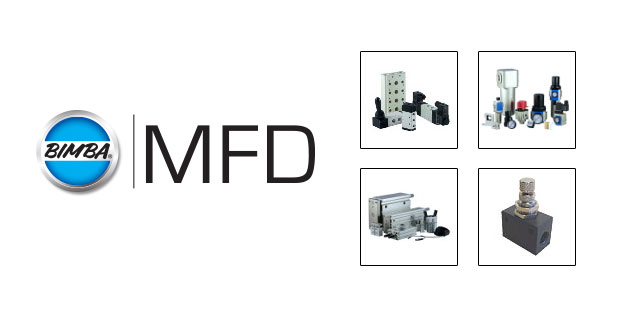 MFDCompact cylinders, air preparation, grippers & thrusters.