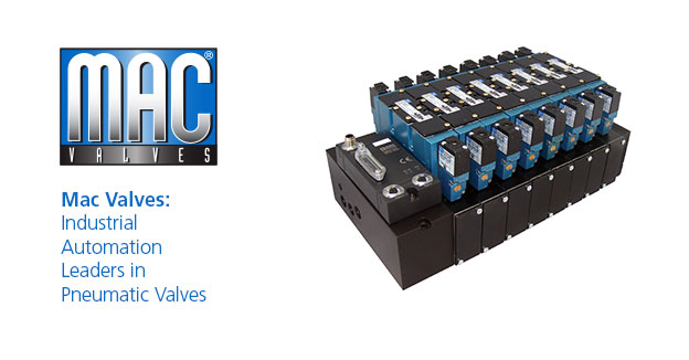 MAC Valves: Industrial Automation Leaders in Pneumatic Valves