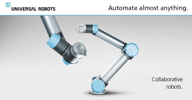 Universal Robots: Automate Almost Anything