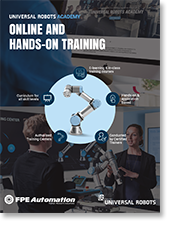 Download/View the FPE Automation Universal Robots Authorized Training Partner Flyer