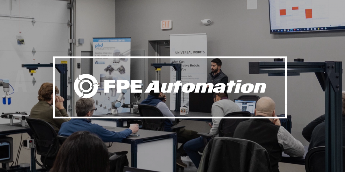 High-tech Authorized Training Center for Industrial Automation, Robotics and Vision
