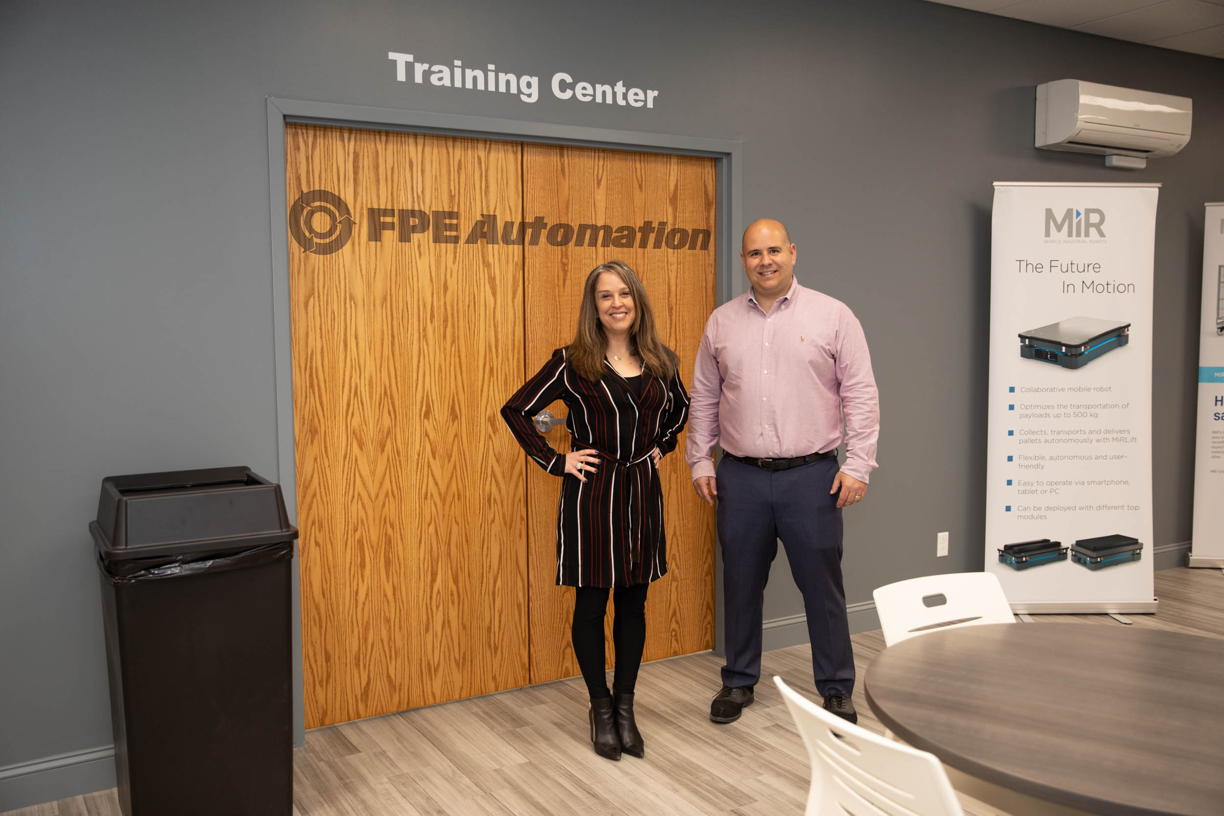 FPE Automation Opens One of the First Authorized Industrial Automation Training Centers in the United States in Sunset Hills, MO