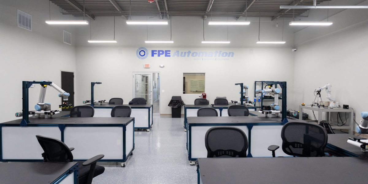 FPE Automation Training and Technology Centers Virtual Tour