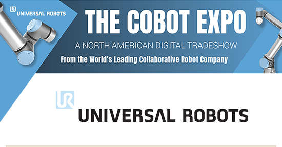 The Cobot Expo: A North American Digital Tradeshow