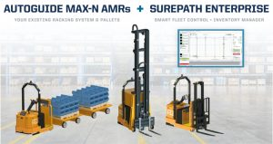 AutoGuide Launches Mobile ASRS and MAX-N High Bay