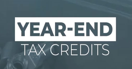 Year-end Tax Credits: 100% Deduction for Automation Equipment