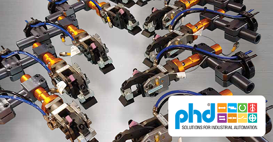 Introducing PHD Tri-Axis Modular Press Tooling Components